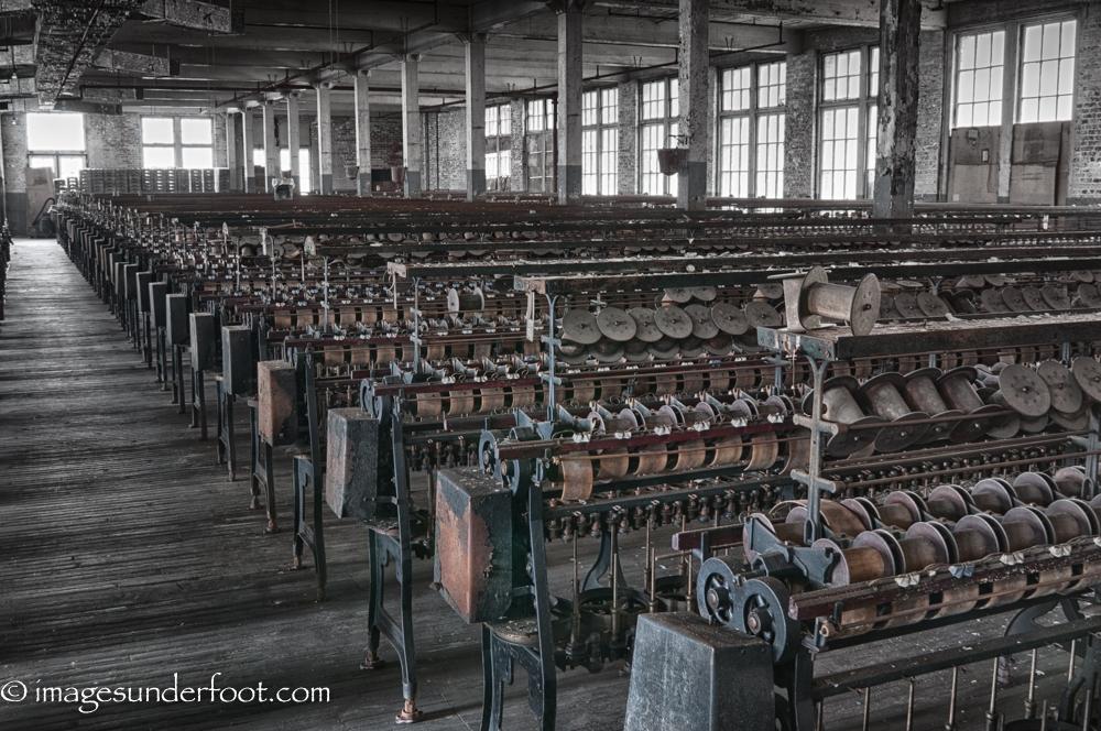Lonaconing Silk Mill, MD